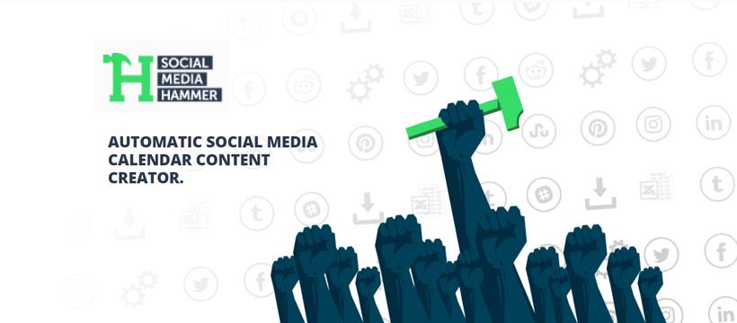 social media hammer app development